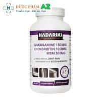 thuoc-hadariki-glucosamine-1500mg-chondroitin-1000mg-lo-200-vien